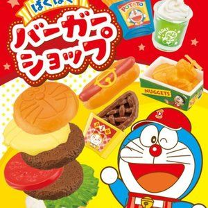 2 Doraemon ReMent Blind Box